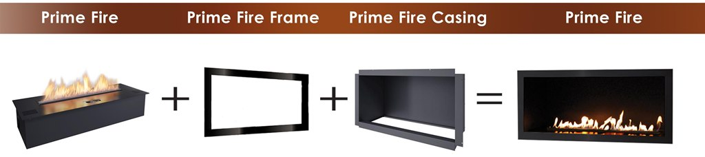 Prime Fire frame and casing