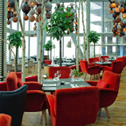 «Sixty» restaurant, Tower Federation, Moscow